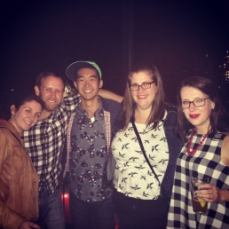 Some of my fellow Bostonians. <3