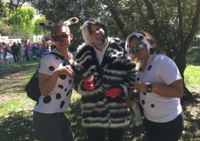 Bay to Breakers 2016. #101dalmatians